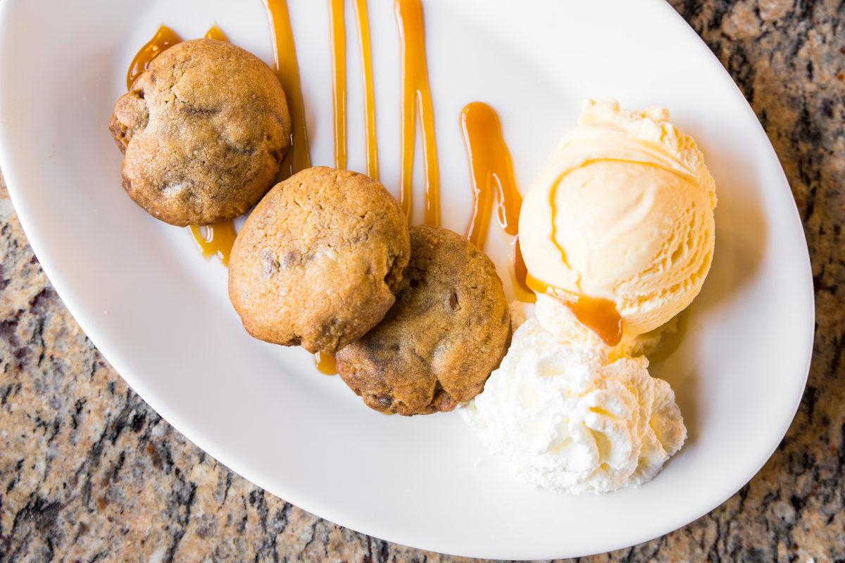 cookies ice cream