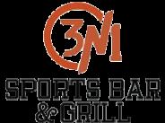 3N1 Sports Bar & Grill logo top