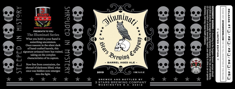 Illuminati 2019 flyer