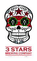 3 stars brewery Logo
