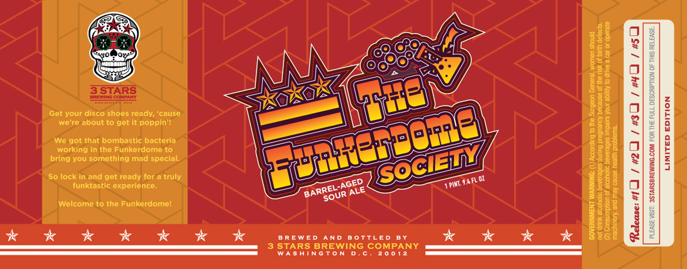 The Funkerdome Society Membership for 2020