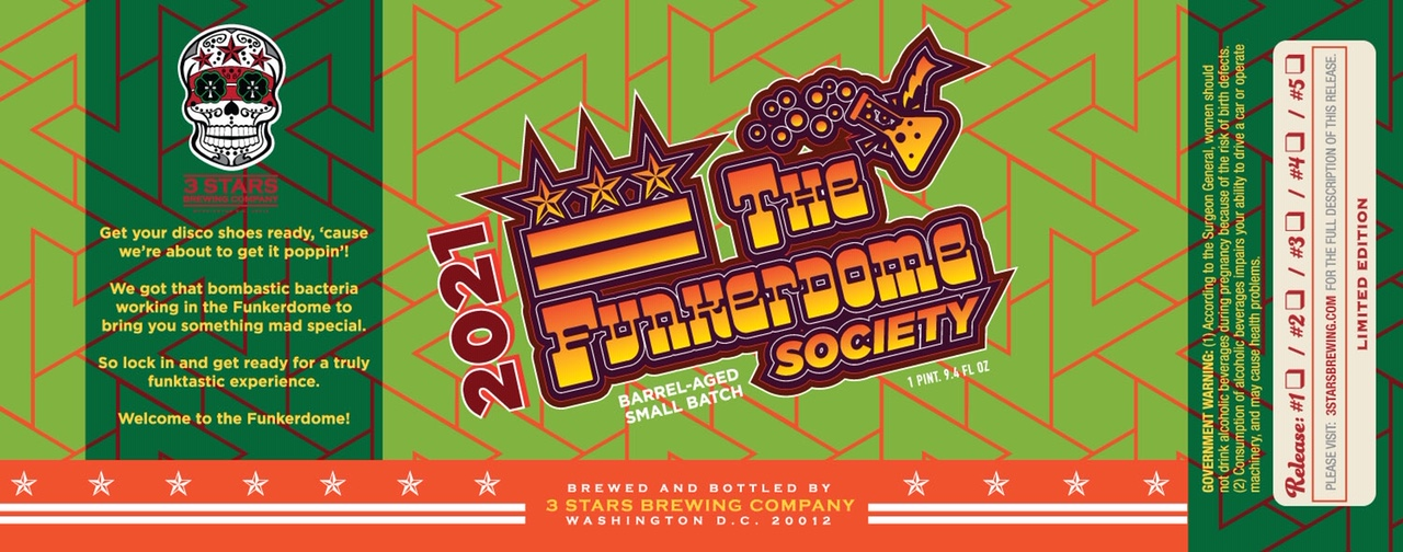 The Funkerdome Society Membership for 2021