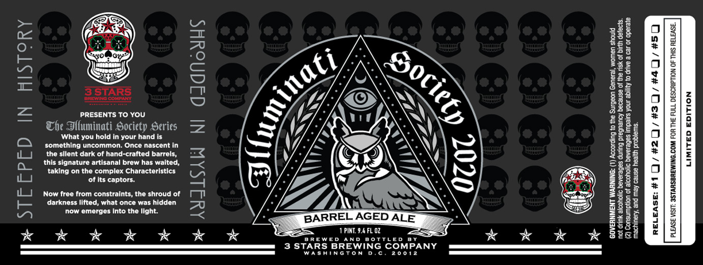 Illuminati Reserve Society Membership for 2020