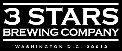 3 Stars Brewing Company logo