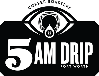 5am Drip logo top