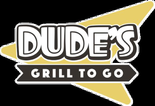 dude's logo