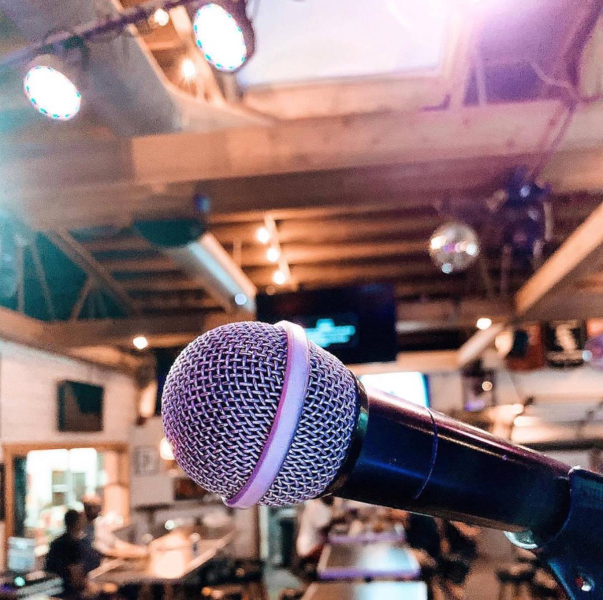 closeup mic