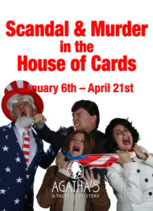 Scandal and Murder in The House of Cards