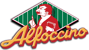 Alfoccino Italian Restaurant logo top