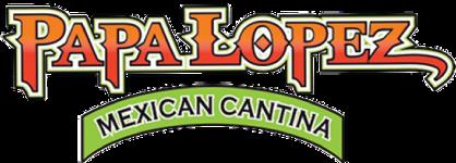 Papa Lopez Mexican Cantina- Allen logo top