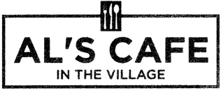 Al's Cafe In The Village logo