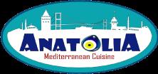 Anatolia Mediterranean Cuisine logo top