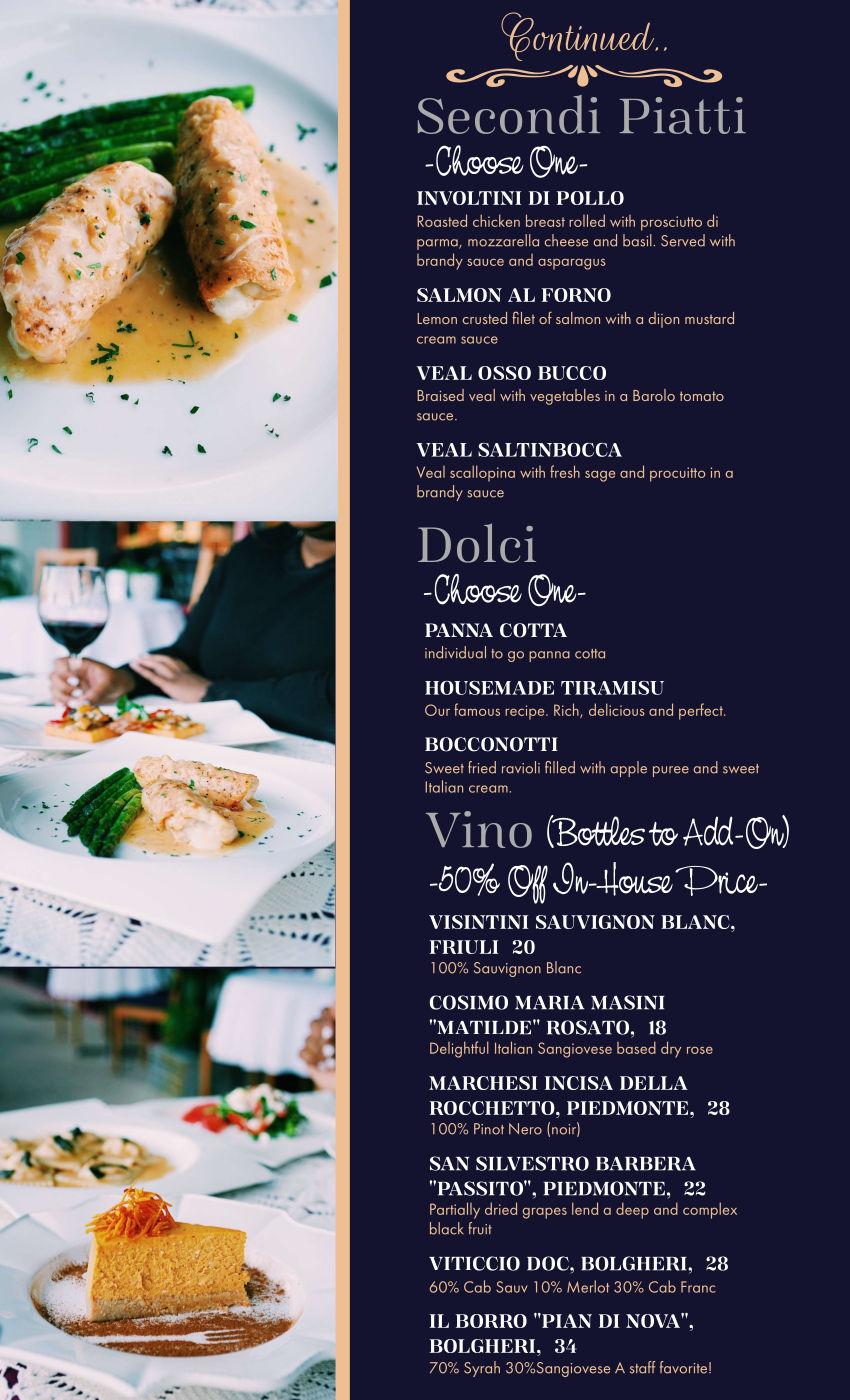 andiamo menu 2020 page 2