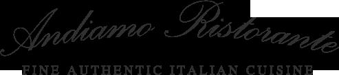 Andiamo Italiano logo top