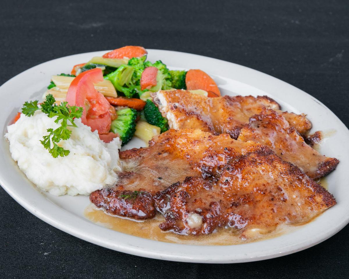 chicken scaloppini