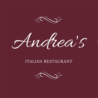 Andrea's Italian Restaurant logo top
