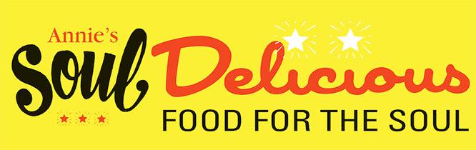 Annie's Soul Delicious logo top