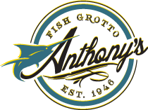 Anthony's Fish Grotto logo