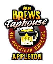 Mr Brews Taphouse - Appleton logo top