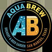 AquaBrew logo top