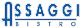 Assaggi Bistro logo scroll