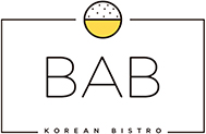BAB Korean Bistro logo