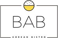 BAB Korean Bistro logo