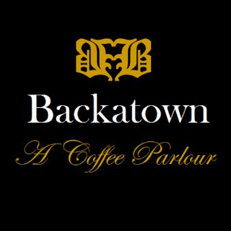 Backatown Coffee Parlour logo top