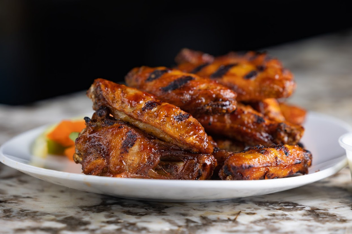 Grilled chicke