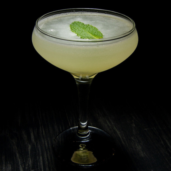 cocktail on the table