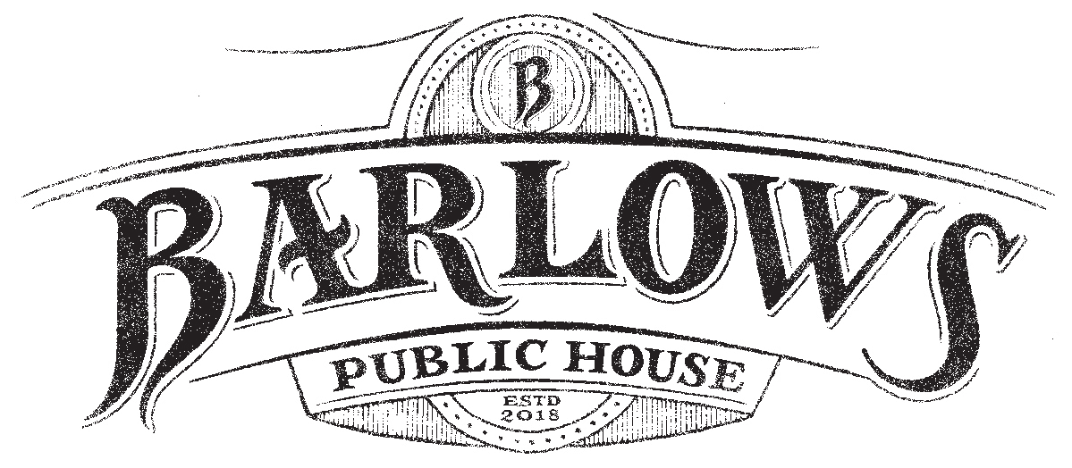 Barlow's Public House logo top