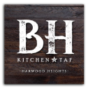 Barrel House Kitchen &Tap logo