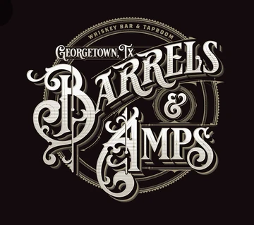 Barrels & Amps logo top