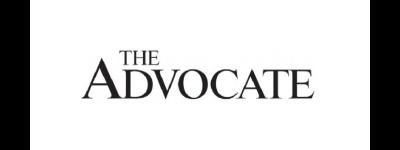 the advocate logo