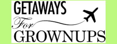 getaways for grownups logo