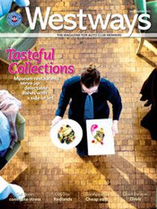 Westways magazine cover