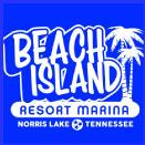 Beach Island Resort & Marina logo top