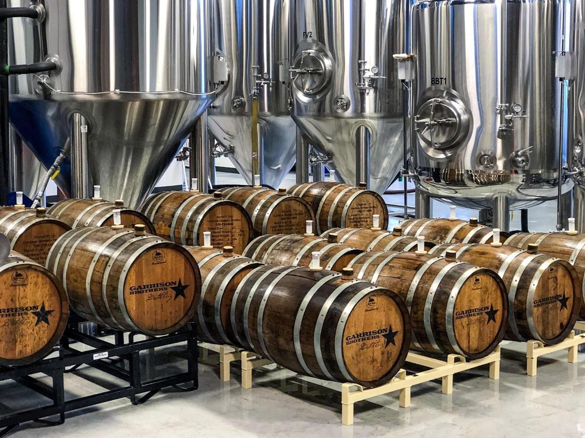 Restaurant products, barrels