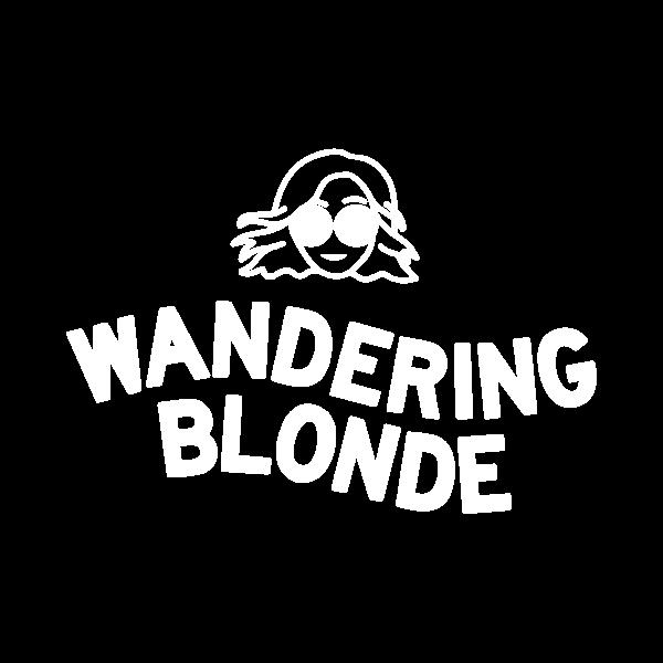wandering blonde