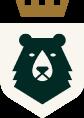 Bear King Brewing logo top