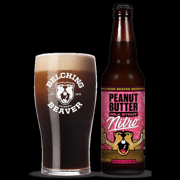 Peanut Butter Milk Stout Nitro photo