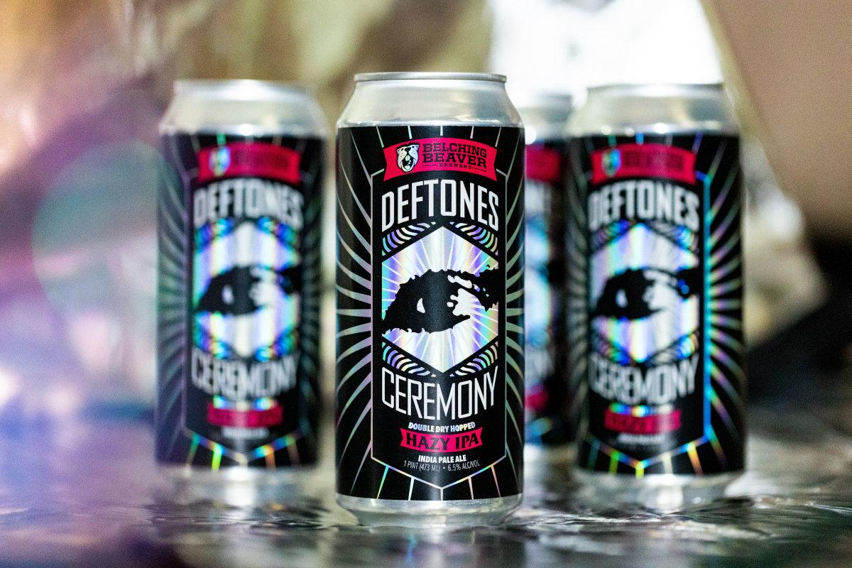 deftones drinks