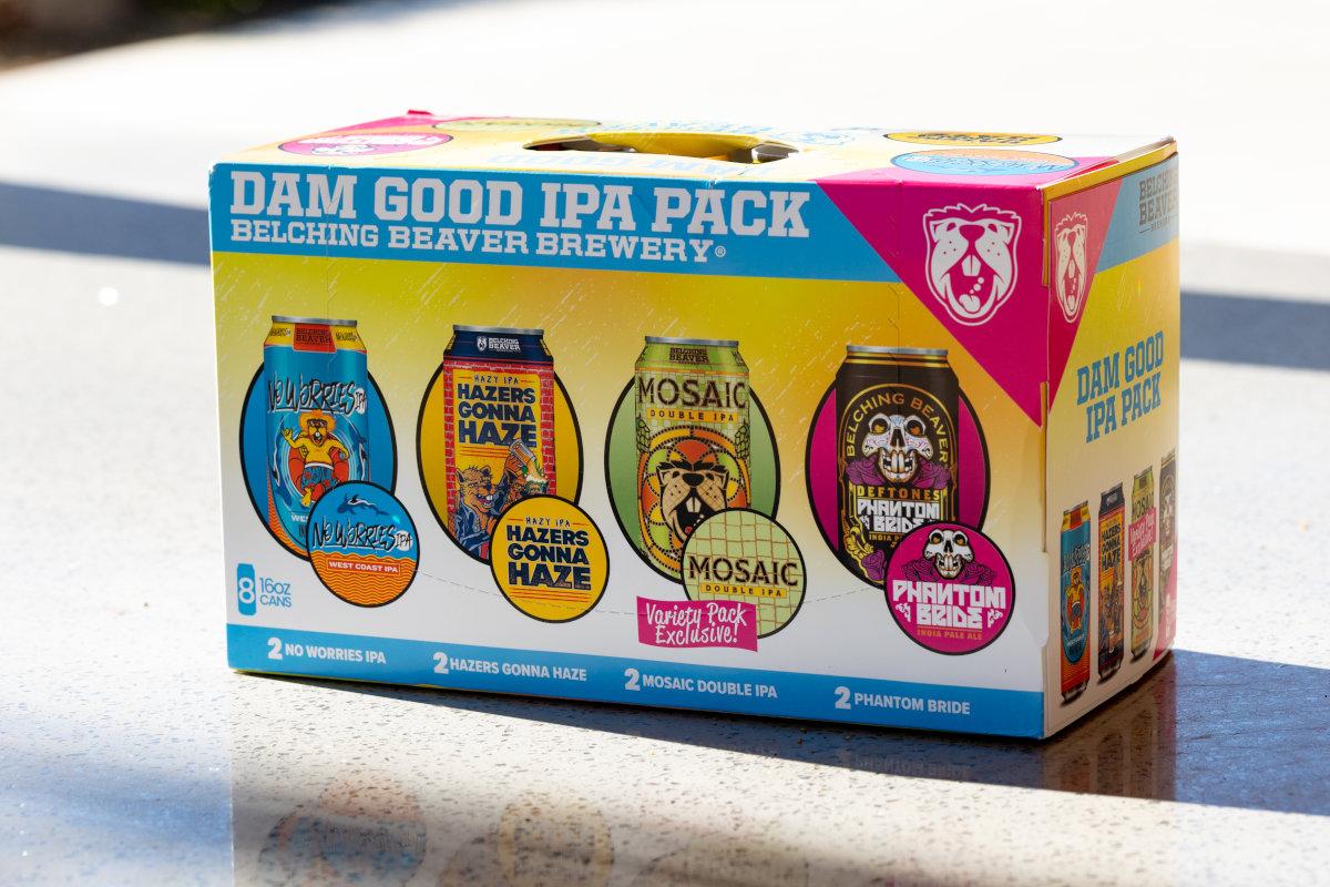 IPA packs