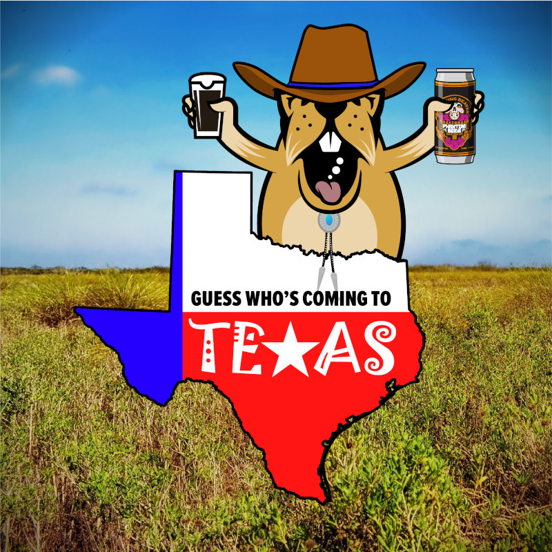 belching beaver texas