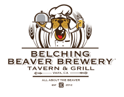 belching beaver brewery taver & grill logo
