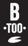 B too logo