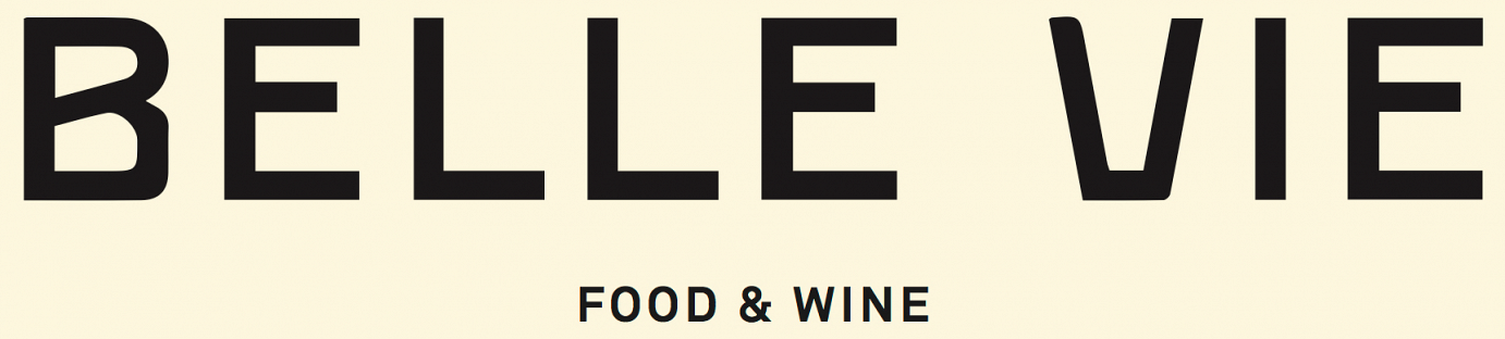 Belle Vie Food & Wine logo top