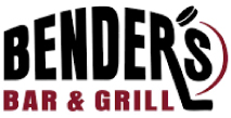 Bender's Bar and Grill logo top