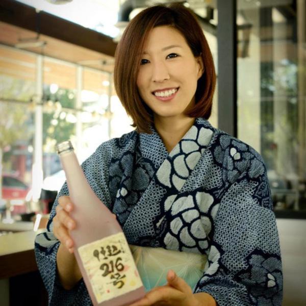 Ayaka Ito of Beshock Ramen & Sake Bar