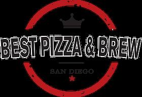 Best Pizza & Brew logo